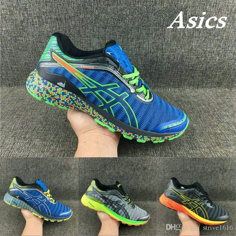 check out 637e5 4cbd8 Asics DynaFlyte Mens Running Shoes T6F3Y-0690-9690 Best Quality Lightweight  Boots Designer Sport Sneakers Size 40.5-44