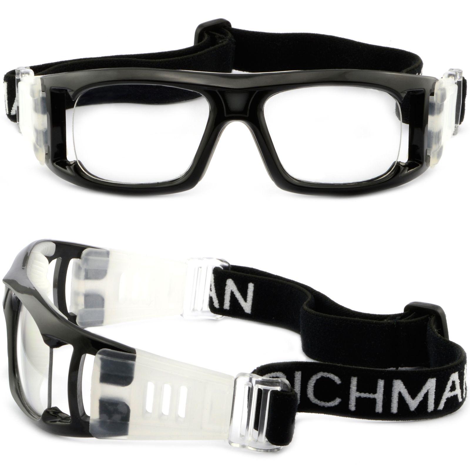f0569baff6 Men Women Sport Protection Goggles Tennis Prescription Glasses Wrap Around  Black Glasses Frame Online with  43.06 Piece on Aceglasses s Store