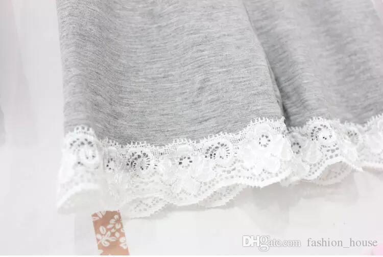 girls cotton short leggings summer fashion lace short leggings for girls lace safety pants shorts baby girl short tights A080