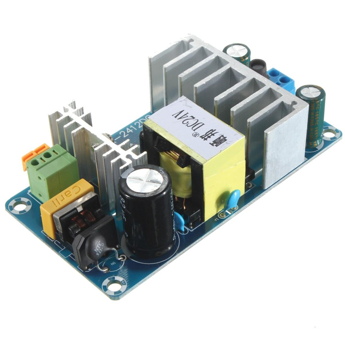 2019 Dc2412 4a To 6a 24v Stable High Power Switching Supply Smps Board Tablet Circuit Ac Dc Module Transformer Wholesale From Guiy 3024