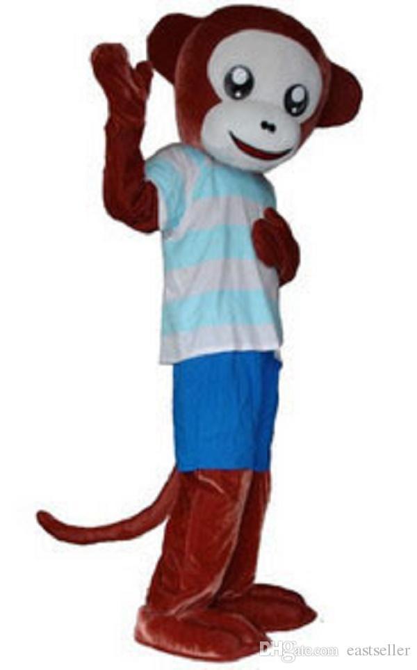 Squirrel monkey big money dog mascot costumes props costumes Halloween