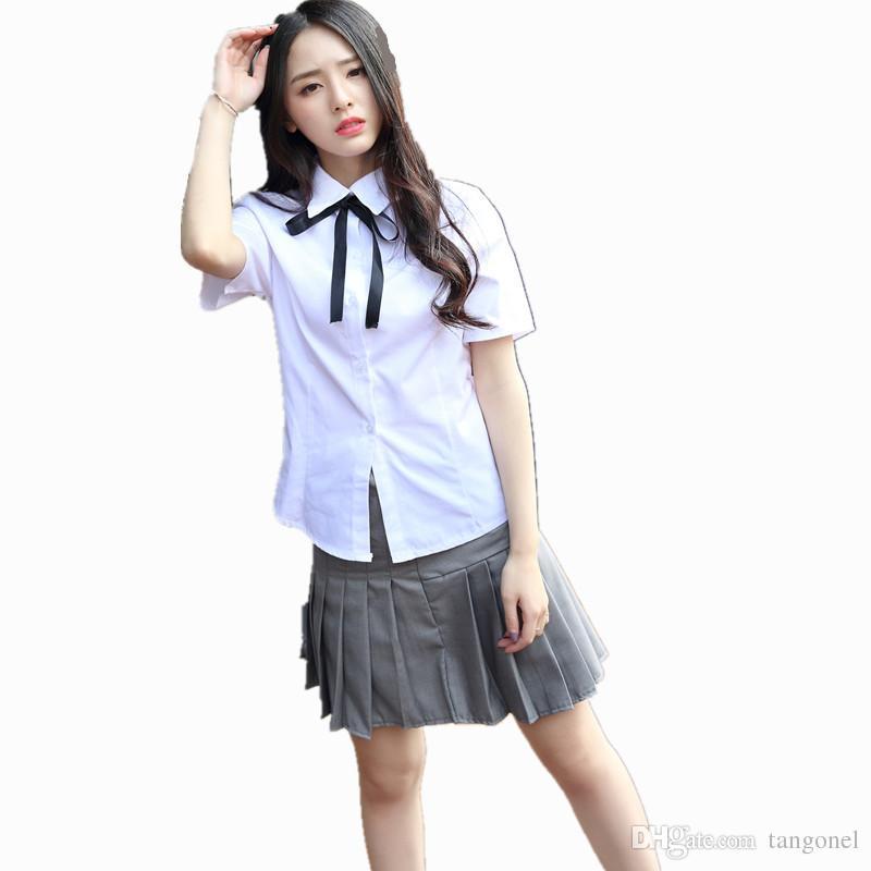2019 Japanese Girl School Uniforms Korean Student Female ...
