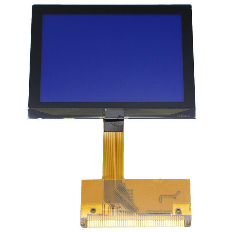 For AUDI TT LCD Display Screen for audi TT Jaeger A3 A4 Jaeger LCD dash dashboard repair