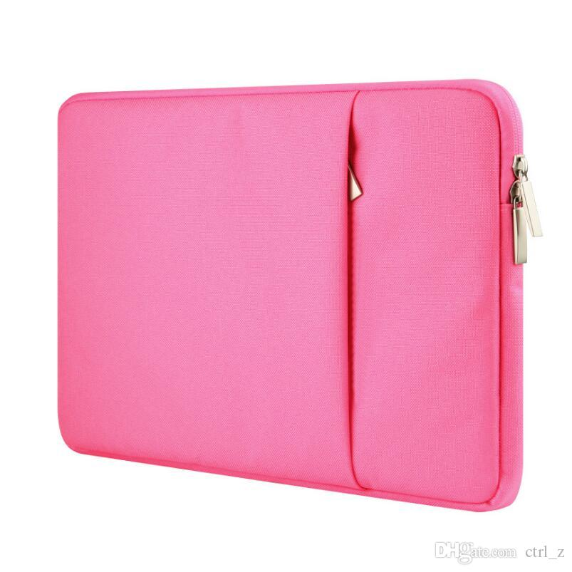 Nylon Laptop Sleeve Bag For New Macbook Pro 13 Inch A1706 Air 11 12 15 Pro 13.3 15.4 Retina Notebook bag