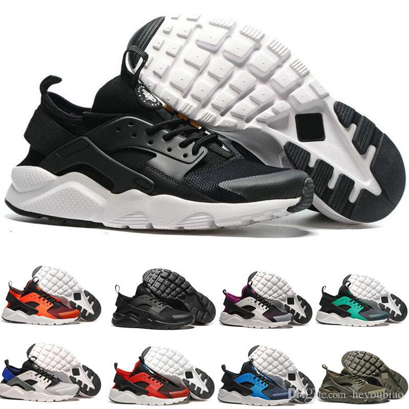 9dede4be77ee Air Mens Running Shoes Huarache Run Men Sports Women Huaraches Outdoor  Athletic Sneaker Size 36 45 Shoe Shopping Trainers Shoes From Heyoubiao