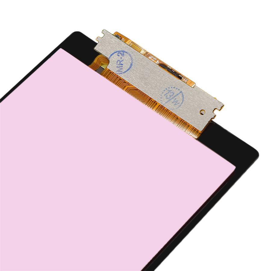 For Sony Xperia Z1 L39 L39H C6902 C6903 C6906 LCD Display Touch Screen with Digitizer Assembly With free repair tools