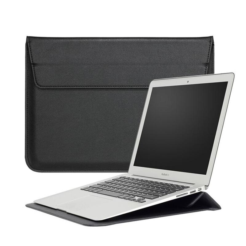 b06a9c4332 Acheter Housse Macbook Avec Étui Pour Ordinateur Portable Étui En Cuir  Brillant Pour Macbook 11 Pouces 13 Pouces 15 Pouces Pro Retina OPP BAG De  $5.6 Du ...