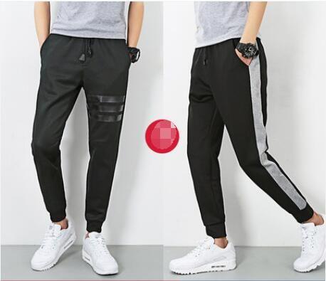 Han-Ausgabe Herrenhosen im Frühjahr 2017 die neue Flut Joker Hose Gezeiten Jungen Sweatpants Männer Haroun Hosen im Winter
