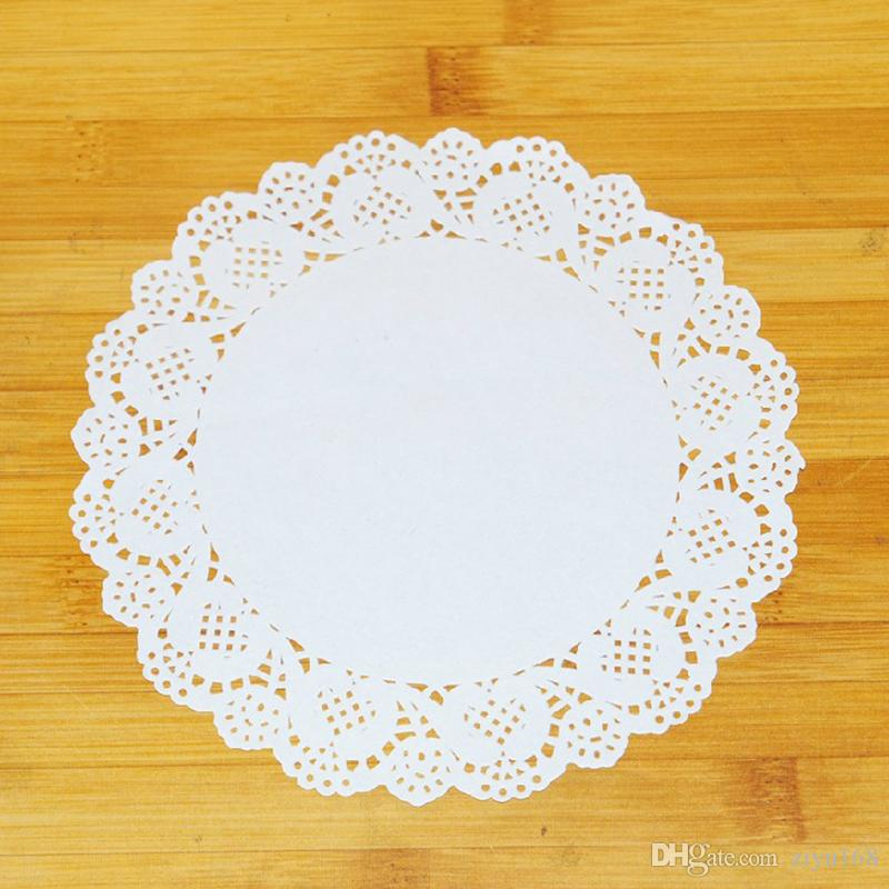 online cheap colored paper doilies inch cm white round online cheap colored paper doilies 10 5inch 26 7cm white round paper lace doilies placemat wedding party tableware decoration by ziyu168 com