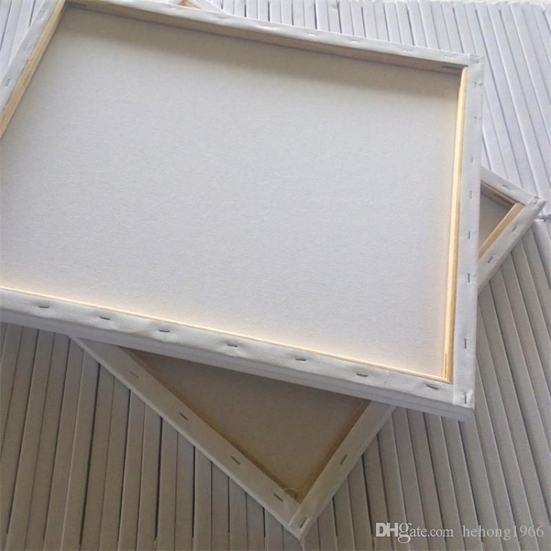 Multi Specification Frame Pure Cotton Canvas Oil Picture Frames Practice Drawing Customized High Quality Graffiti Art Paint Popular 5wx6 H R