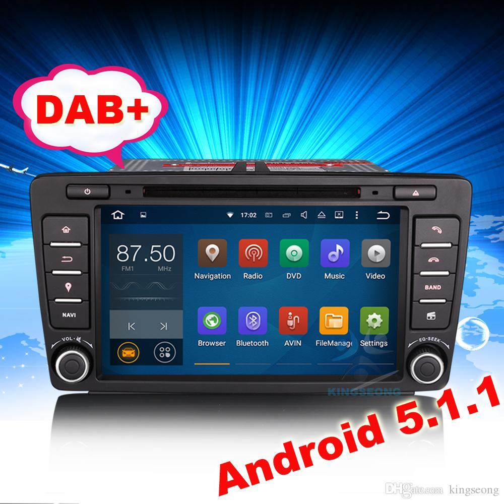 8 car dvd gps navigation anroid 5 1 skodajpg 2018 8 Car Dvd Gps Navigation