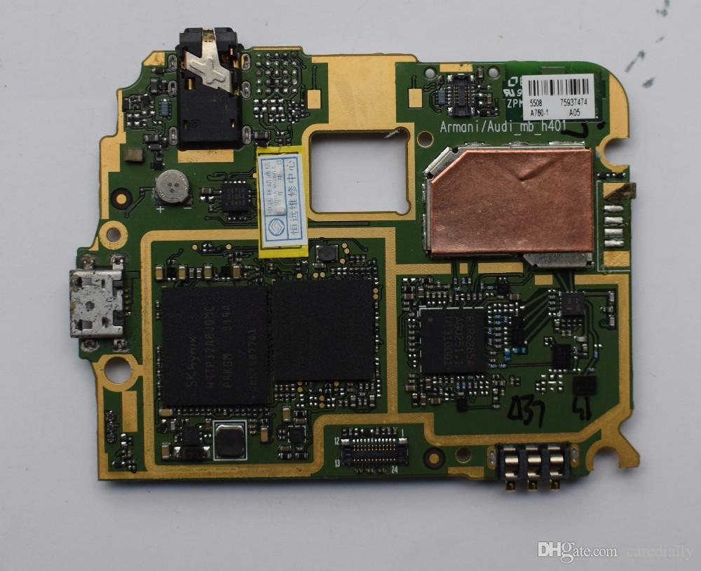 Unlocked used work test good well for A760 motherboard mainboard board card fee chipsets
