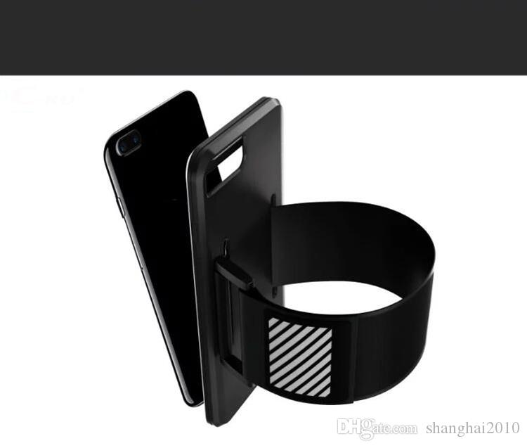Sports Armband Running Case For Iphone 5 6 7 Samsung S7 edge note7 Running bag Workout Armband Holder Pounch Cell Mobile Phone Arm Band Bag