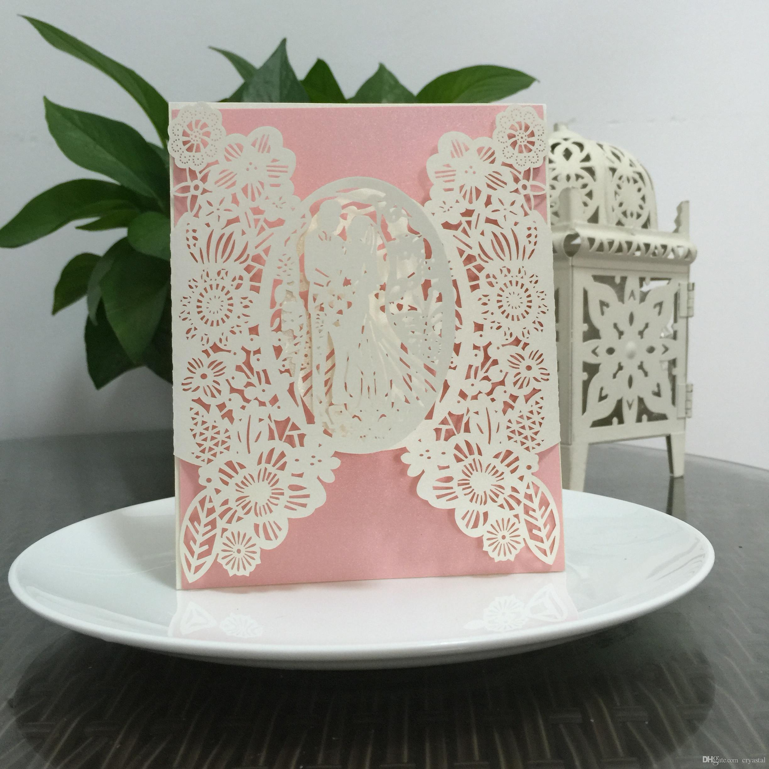 Romantic Wedding Party Event Invitation Card Birthday Business Party ...