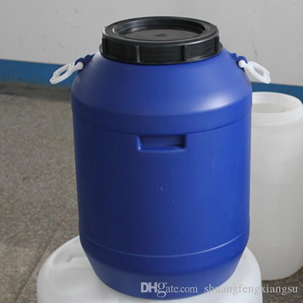 2019 High Quality Hdpe Plastic Drum 60l Litre Blue Plastic