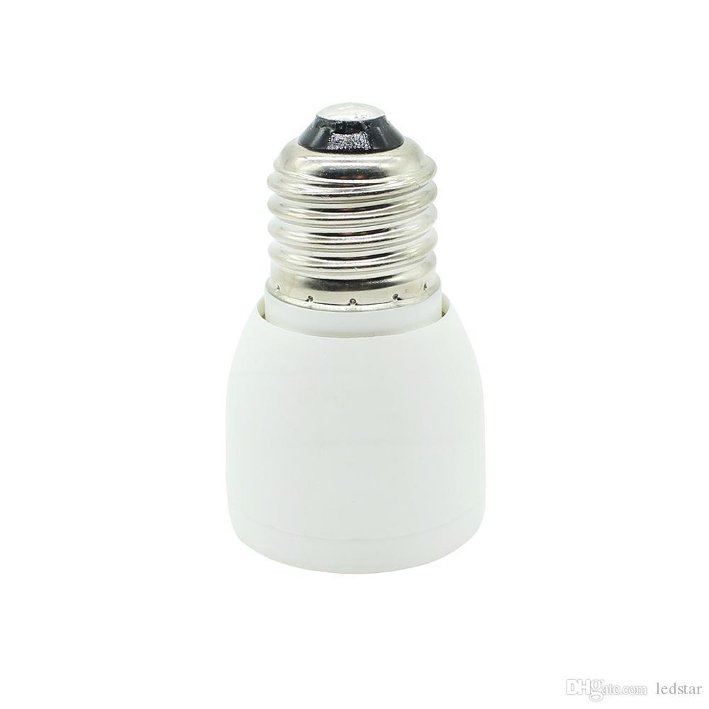 E27 to G24 Socket Base LED Halogen CFL Light Bulb Lamp Adapter Converter High quality fireproof material