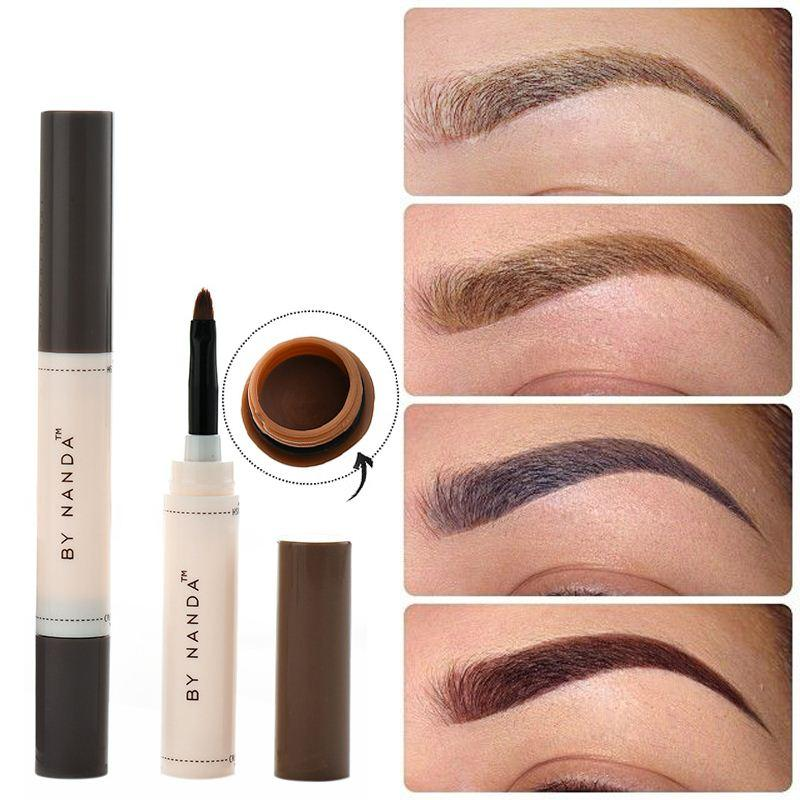 Professional Waterproof Makeup Eyebrow Set Tint My Brows Gel Long ...