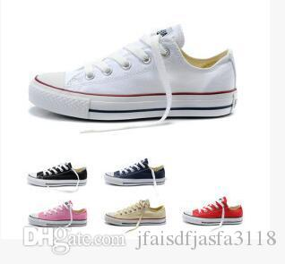 New Star Big Size 35 46 High Top Casual Shoes Low Top Style Sports Stars  Chuck Classic Canvas Shoe Sneakers Men S Women S Canvas Shoes Sport Shoes  Skechers ... f8c68ec16