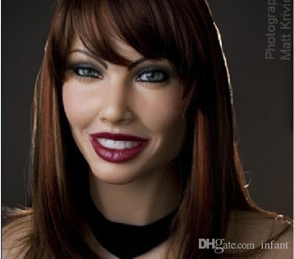 Modell sex docka; uppblåsbara semi-solid silikon kärlek docka, sexprodukter, jungfru vagina, gåva