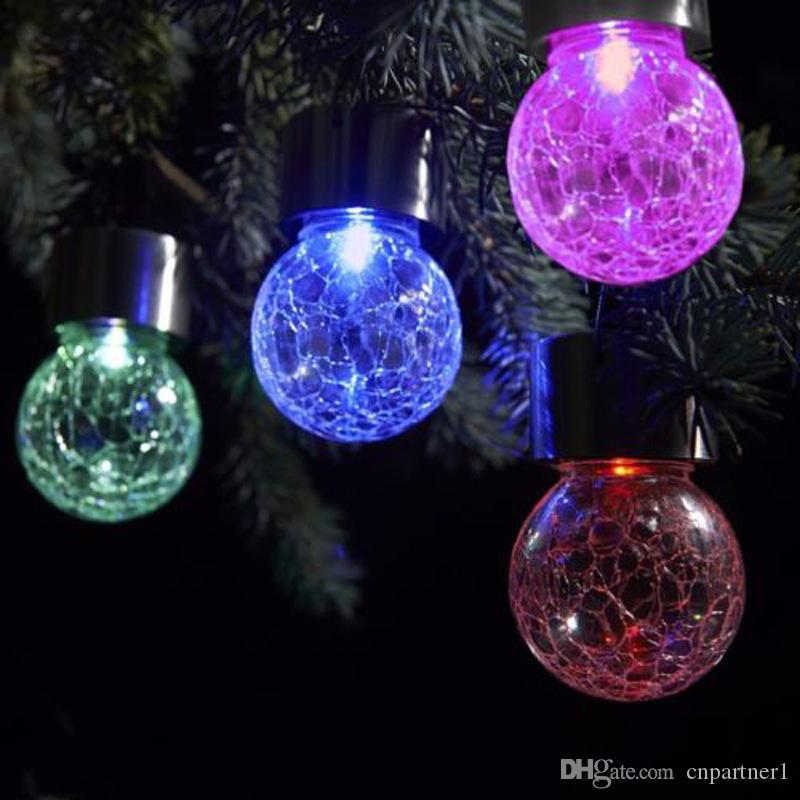 2018 2017 led light ball crackle glass led warm color light solar 2018 2017 led light ball crackle glass led warm color light solar powered color changing outdoor hang garden lawn lamp yard decorate lamp bulbs from aloadofball Gallery