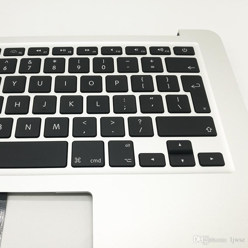 New laptop Topcase upper top case For Macbook Air 13'' A1466 Topcase UK Keyboard 2013 2014 2015 Year