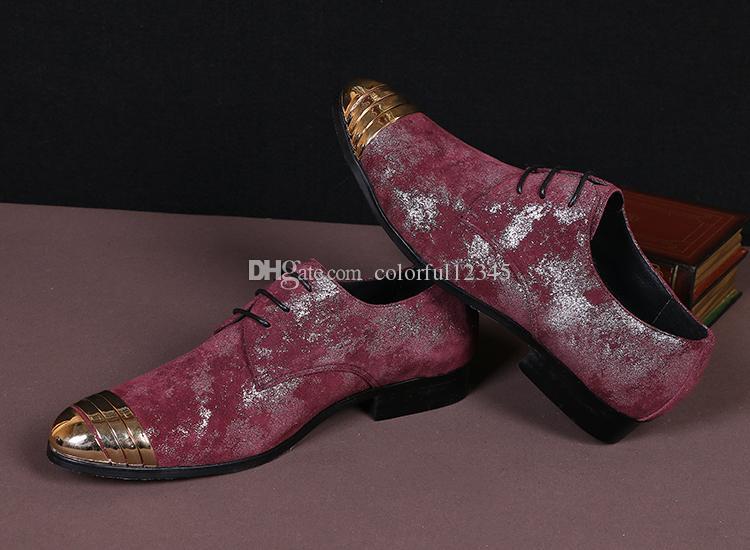 Erkekler Kadife Loafer'lar Ayakkabı 2017 Yeni Yaz Stil İşi Sigara Terlik erkek Yassı Ayakkabı Artı Boyutu
