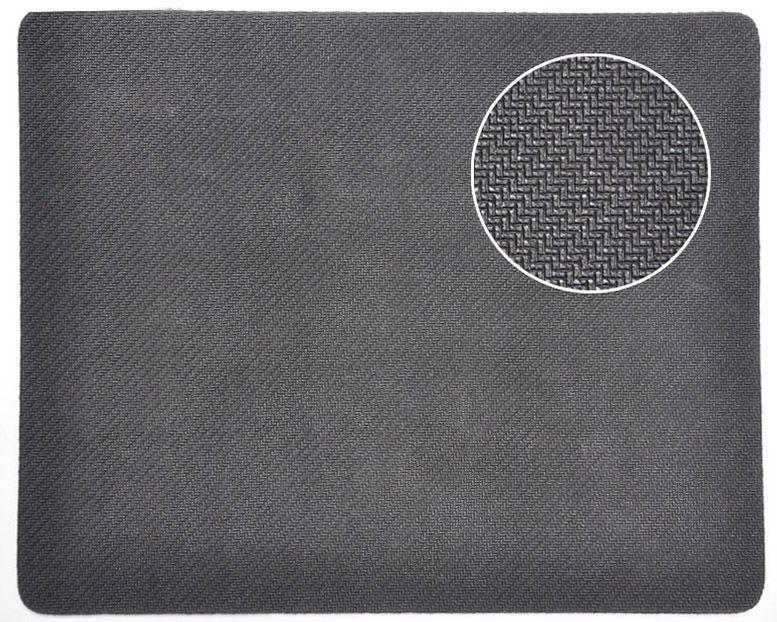 Tapis de souris en caoutchouc naturel anti-dérapant rectangulaire carte le ponderose nevada ordinateur accessoires fournitures de bureau tapis de souris de cadeau
