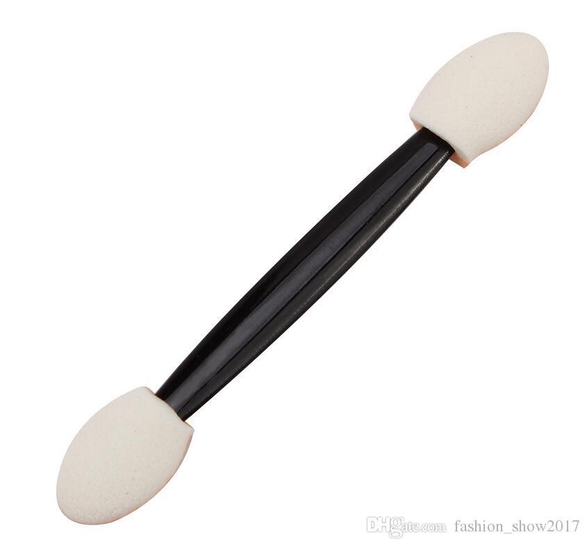 Outil d'application de fards à paupières pour applicateur d'ombre à paupières jetable à double extrémité pour outil cosmétique pour femmes Lady
