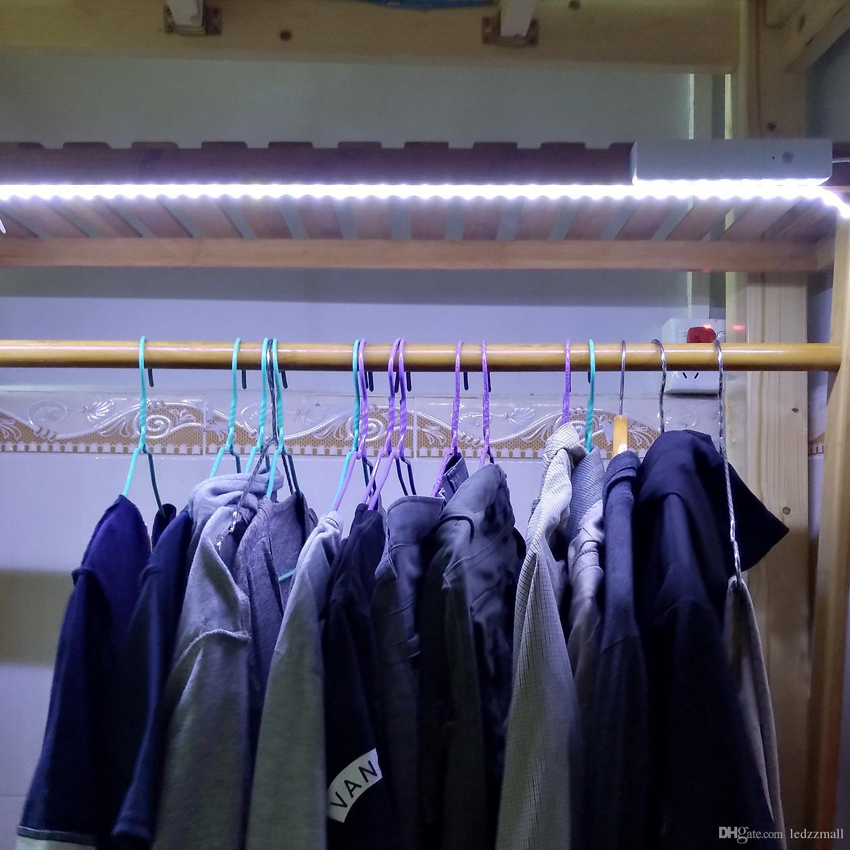 Motion Sensing Closet Lights,PIR Sensor Portable Wireless Wall Cabinet  Night Light Stairs Drawer Wardrobe Part 68