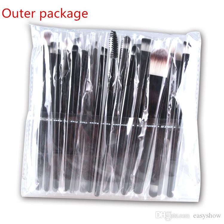 pennelli trucco cosmetico set polvere fondotinta ombretto eyeliner spazzola labbra marca make up pennelli strumenti di bellezza pincel maquiagem