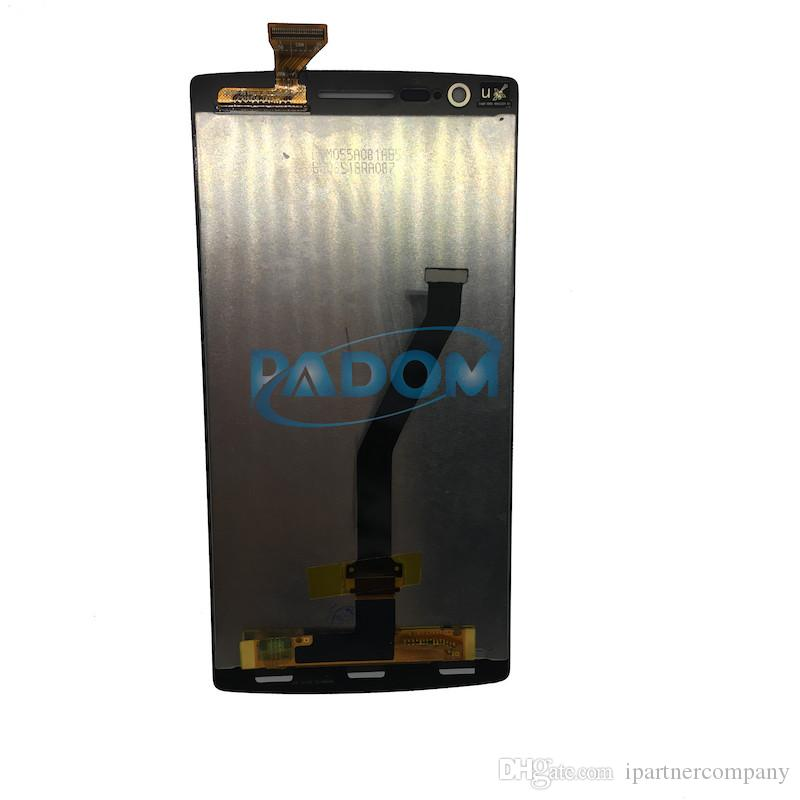 For one plus one LCD display with touch screen Digitizer Assembly replacement phone parts with tools with frame free tools
