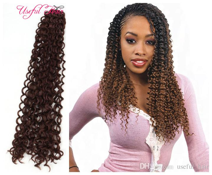 Mothers Day Synthetic Hair 20inch Free Tress Water Wavecurly