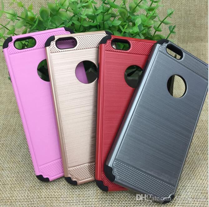 Pour Huawei P9 Lite Mate 9 GR5 Mate 7 G8 Mini GR3 Vente Chaude Souple TPU En Plastique Hybride Téléphone Cas Grossiste Pas Cher Couverture