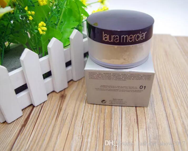 High Quality Translucent laura merci Loose Setting Powder Makeup Professional Pouder Libre Fixante Brighten Concealer