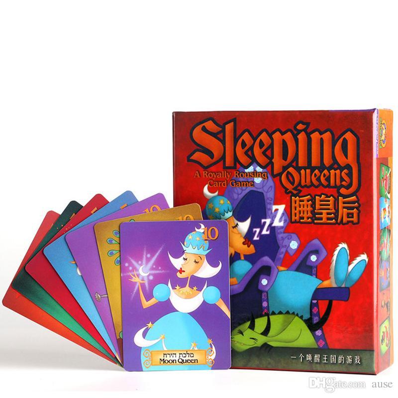 Compre Sleeping Queens Queen Juego De Mesa De Juego Educativo Para