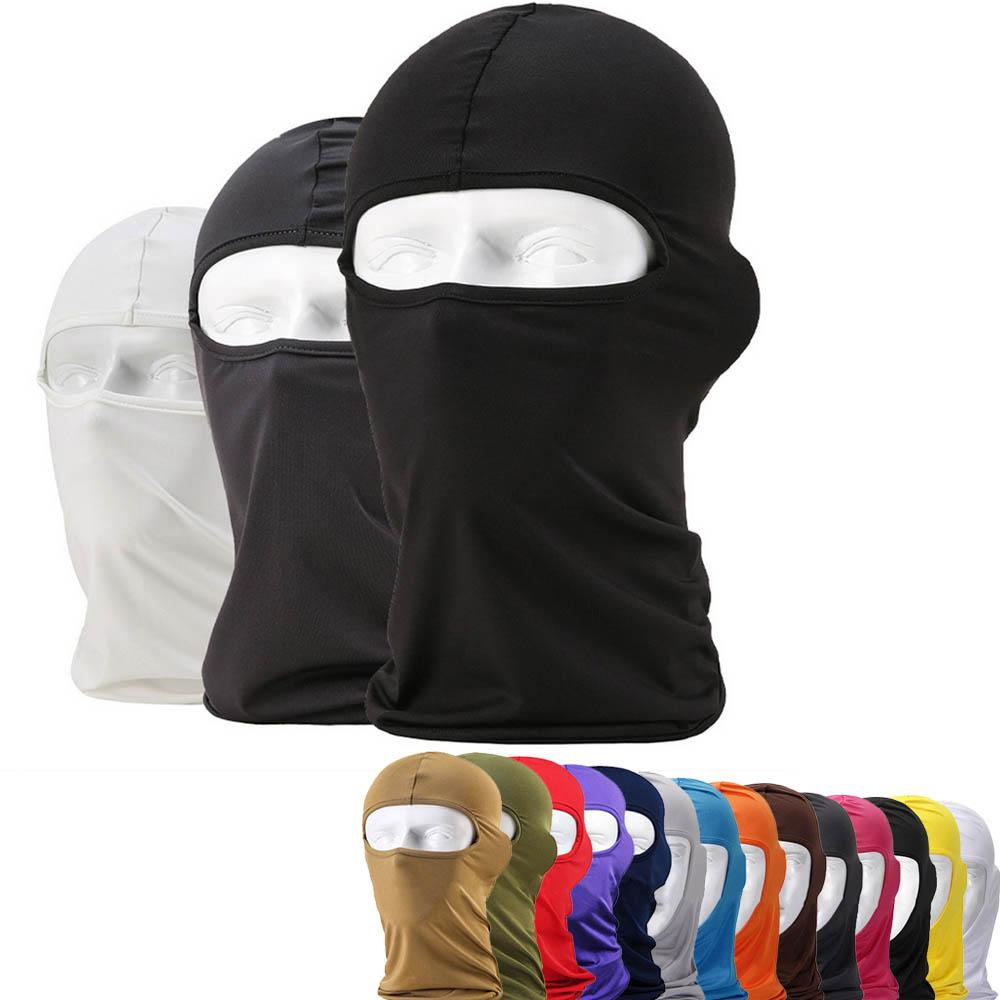 Girl's Hats Girl's Accessories Have An Inquiring Mind 10 Color Unisex Cycling Bicycle Bike Motorcycle Mask Protection Full Face Lycra Balaclava Headwear Neck Cycling Mask High Quality
