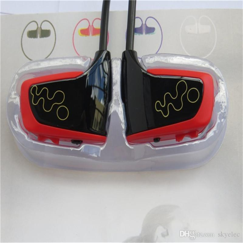 Mp3 Player Headset Music Walkman Running Unisex Wireless Dynamic Swimming Surfing Diving Radios Running Dance Sports Beautiful Fashionable