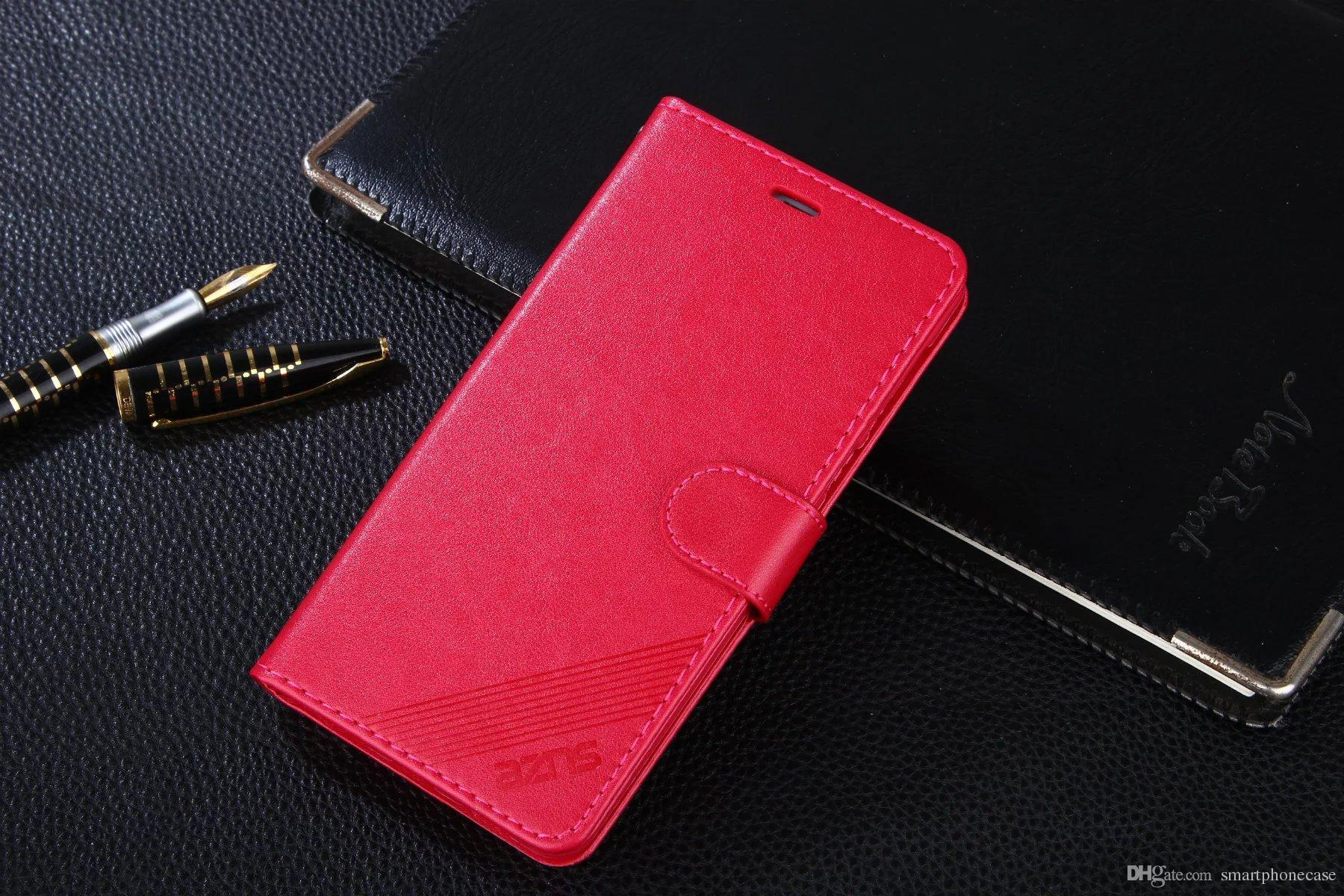For Huawei Honor 6X Case Cute Cover Slim Flip Luxury Original Leather Case For Huawei Honor 6X