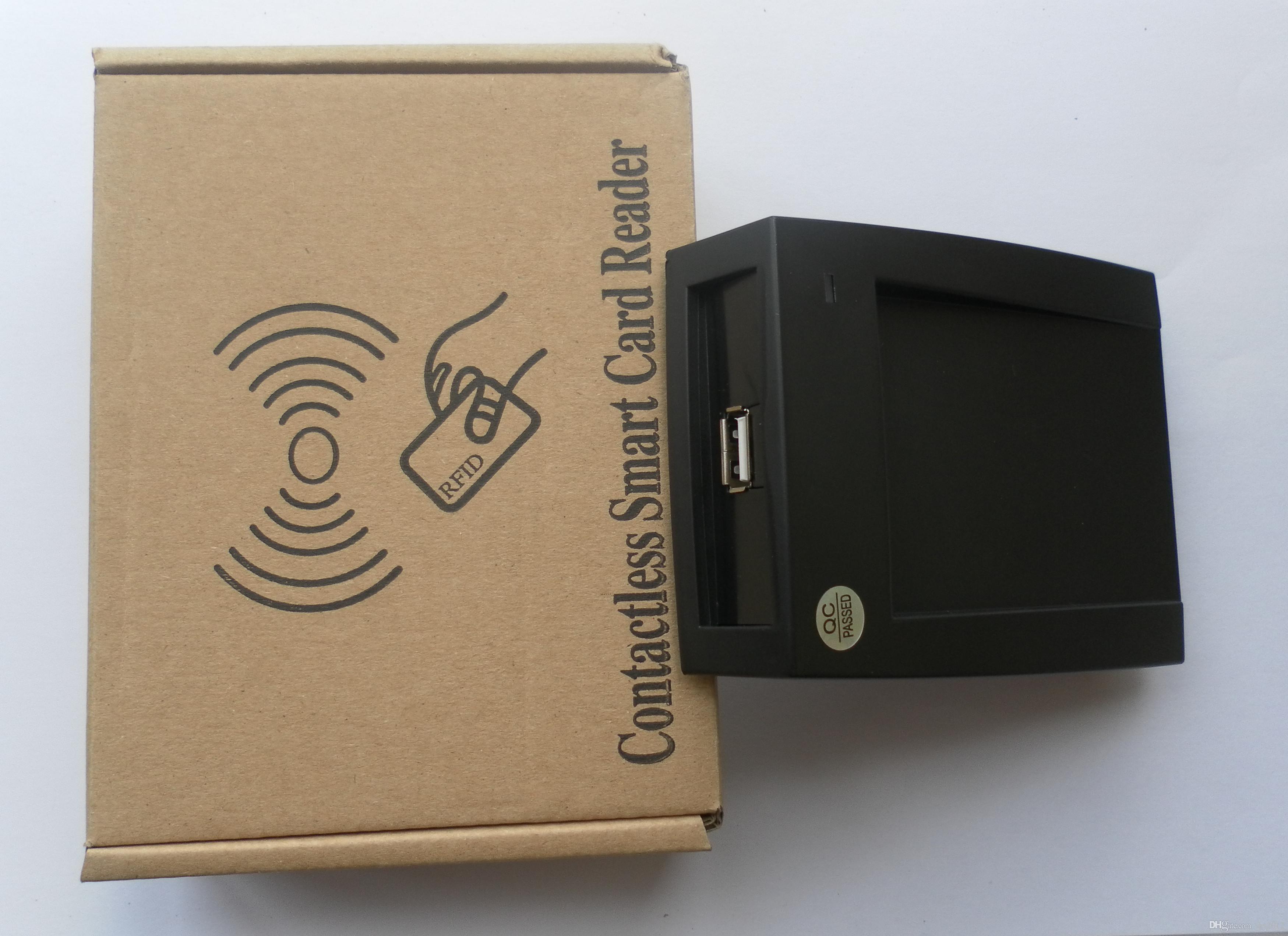 125Khz EM4100 RFID Proximity ID Kartenleser / RFID Transponder / Encoder USB