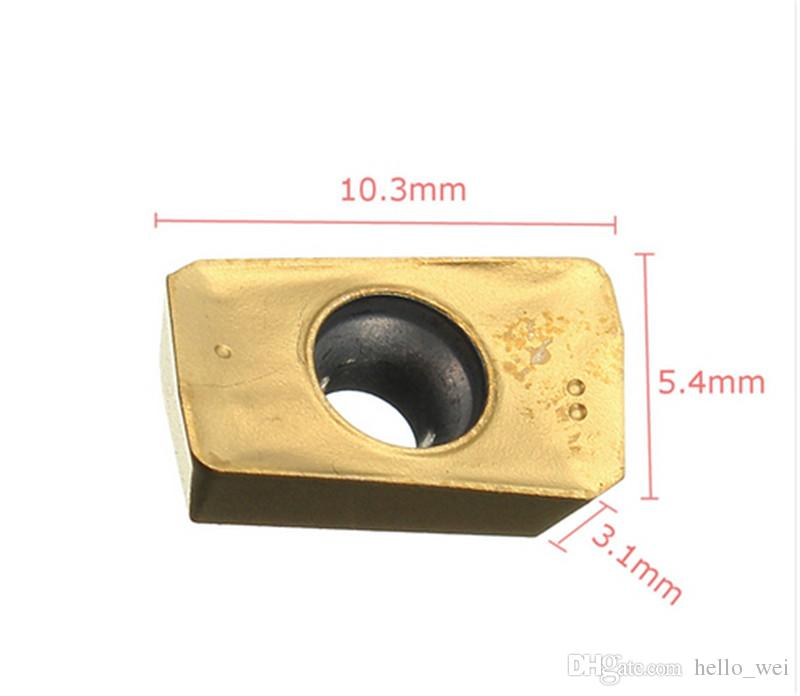 New APMT1135PDER -BP010 NSERT Carbide Inserts Milling For Steel/Cast Iron Rough Machining/Semi-finishing Turning Tool Hand Tools