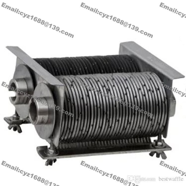 شحن مجاني 2.5MM-25MM مخصص بليد ل500KG / H 110V 220V الكهربائية الثقيلة آلة اجب مطعم اللحوم المقامر التكعيب BW-180