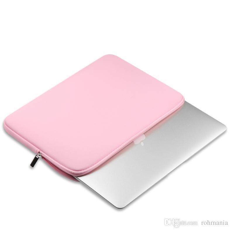 Manga del ordenador portátil de 13 pulgadas 11,6 12 15,4 pulgadas para MacBook Air Pro Retina Display 12.9