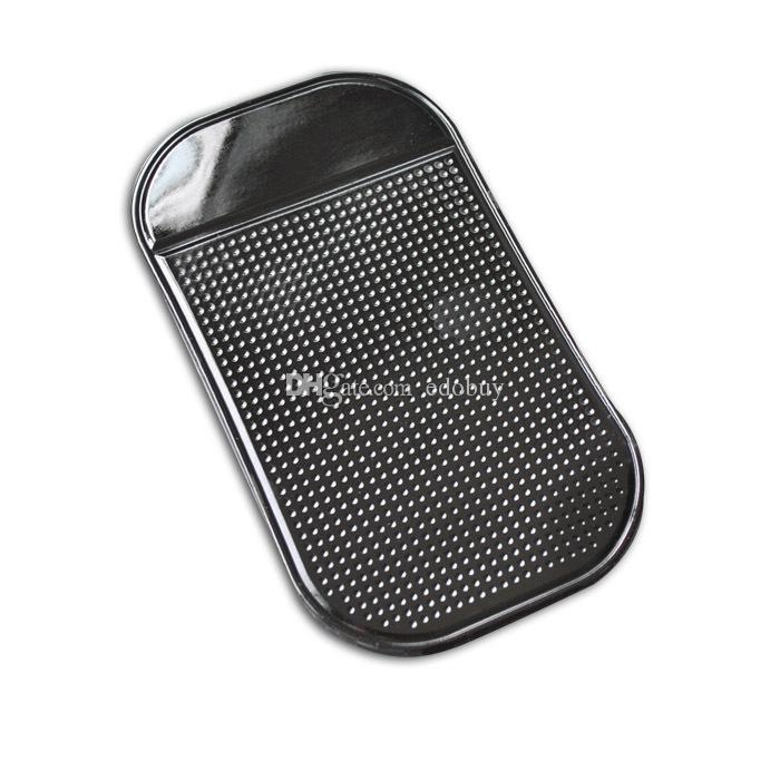 Auto Magic Anti-Slip Cruscotto Sticky Pad Tappetino antiscivolo GPS Supporto telefono cellulare Sicuro e facile Necessità 7CM3