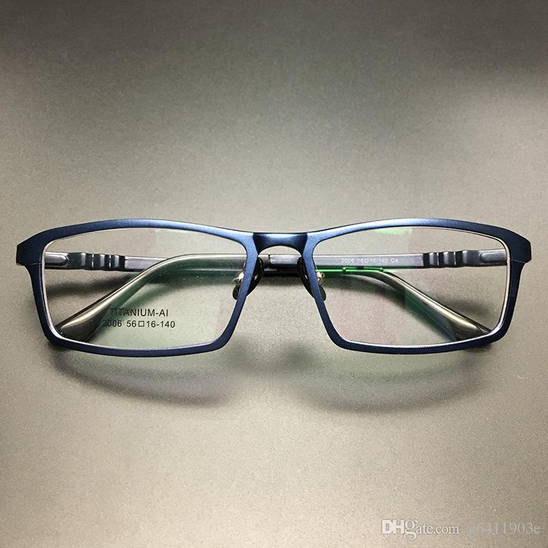 Großhandel Mann Buessniss Optische Brillen Rahmen, Neue Mode ...
