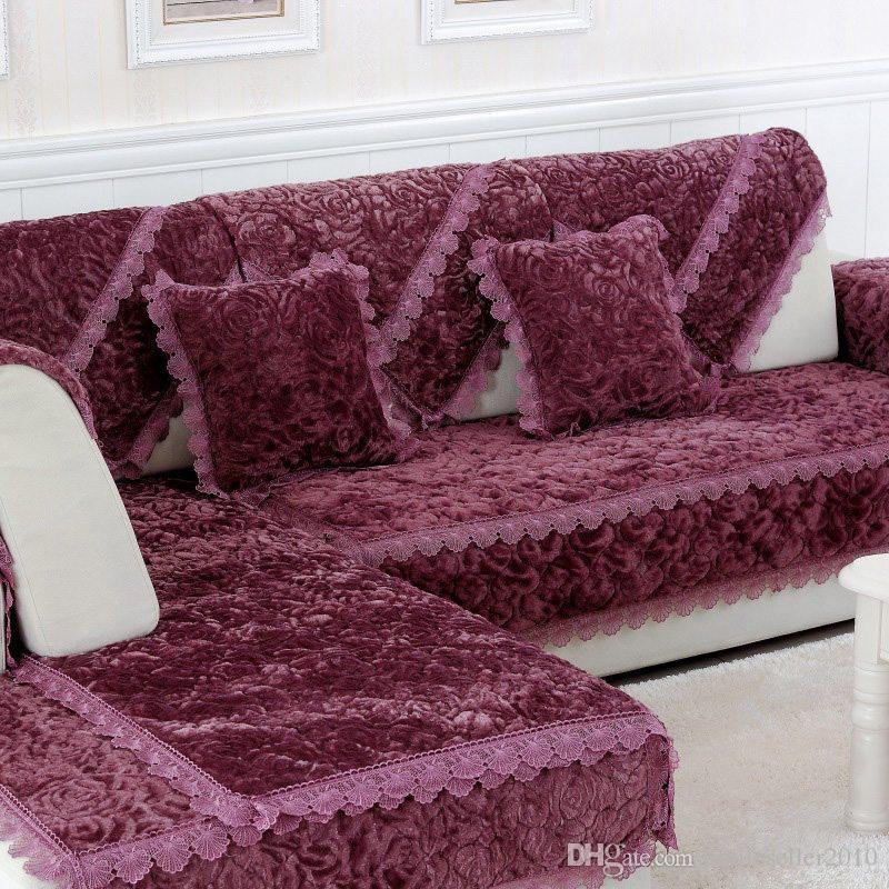 Grosshandel Neue Design Sofa Schonbezug Matte Elegante Europaischen