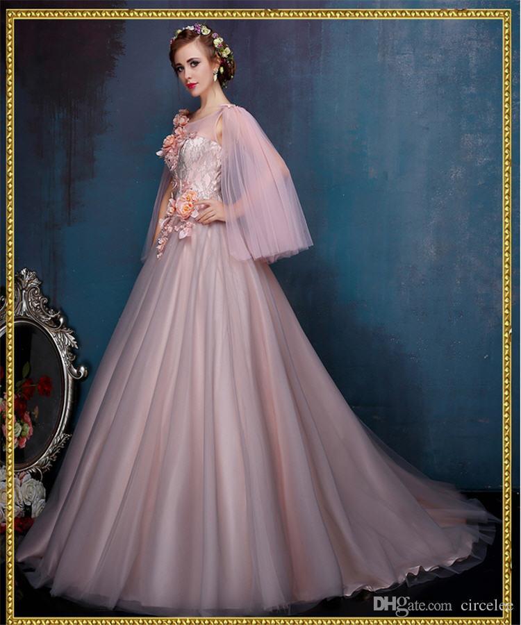 full lace wedding dresses vestidos de novia colorful bridal gowns