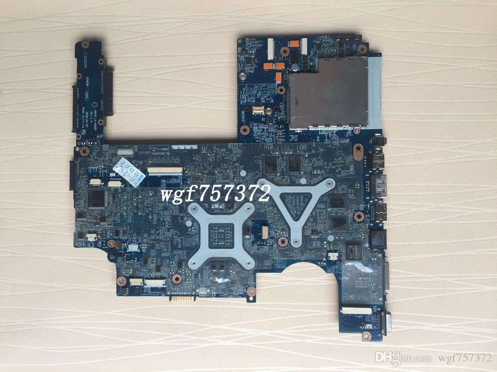 Para HP Pavilion dv7-1000 dv2-1100 laptop motherboard 480365-001 jak00 la-4082p s478 ddr2 notebook systemboard