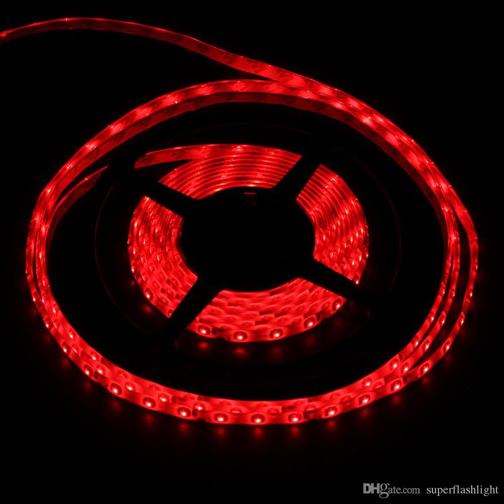 Super helle und geringe Leistungsaufnahme 2017 LED 48W SMD Flex LED Streifen Licht 5 Farben Optional LEG_638