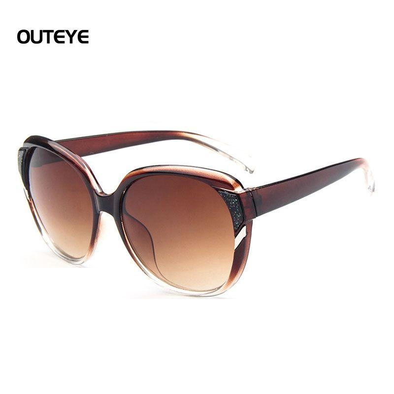 d49d7ac0f8c4 Wholesale-OUTEYE Fashion Sunglasses Women Large Frame Style Brand ...