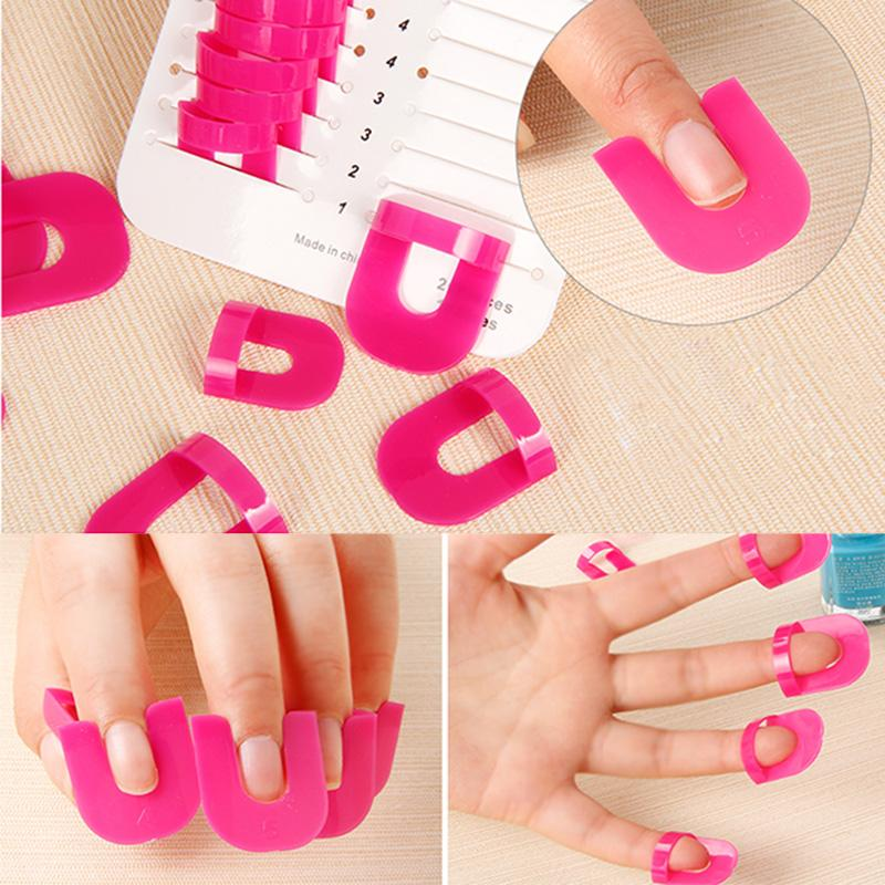 Wholesale Nails Sticker Nail Art Decals French Manicure Form Fringe ...